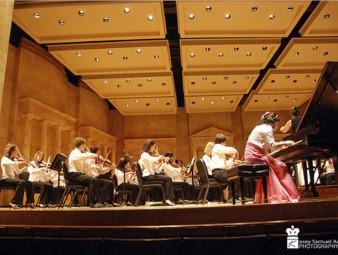 Peristyle Theatre Orchestra Shell Addition